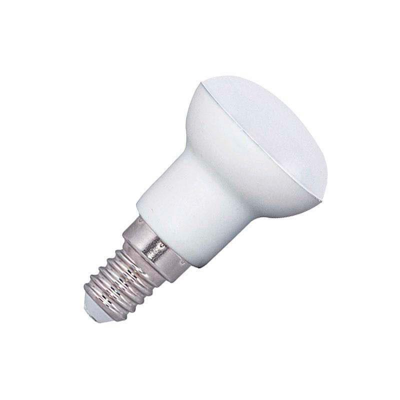Bombilla LED E14, R39 frost 4W
